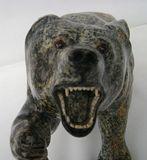Soapstone Grizzly Bear