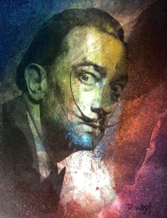 Salvador Dali - Made by hand art gallery
