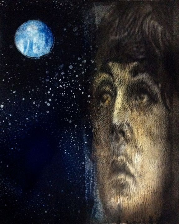 Lucy in the sky with diamonds.(Paul) - Made by hand art gallery