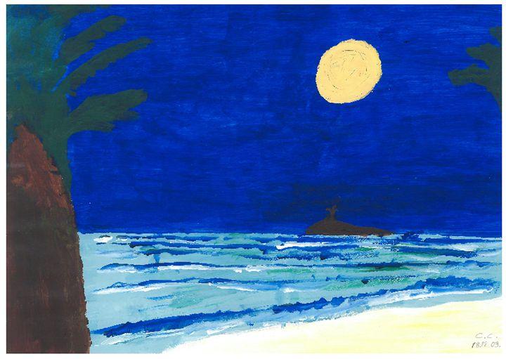Am I the Sun or Am I the Moon?? - CRSC Art