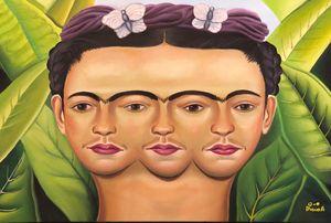 Plastic Frida