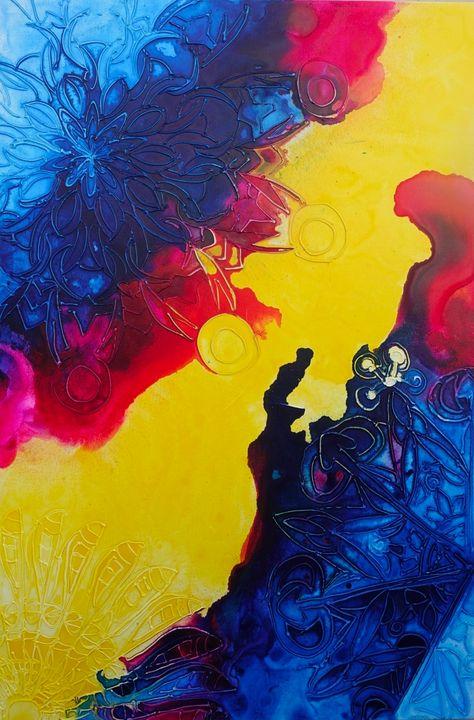 Through My Eyes 2 - Brittney Palmer Art