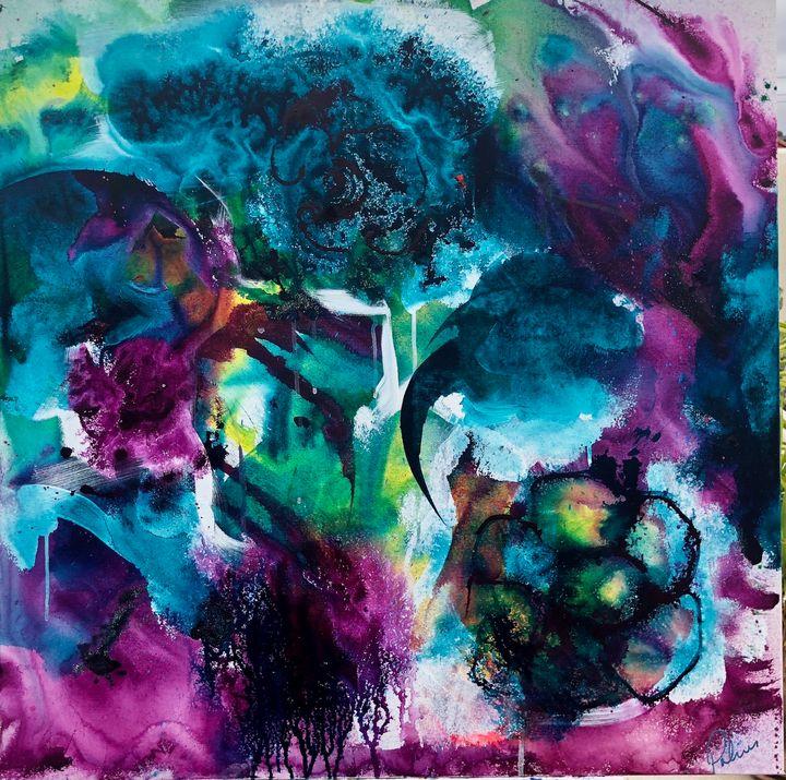 Spring - Brittney Palmer Art