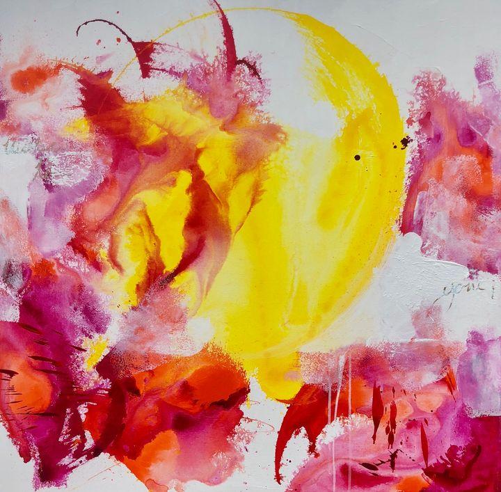Summer - Brittney Palmer Art