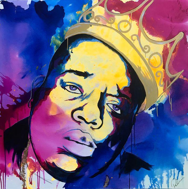Notorious 2 - Brittney Palmer Art