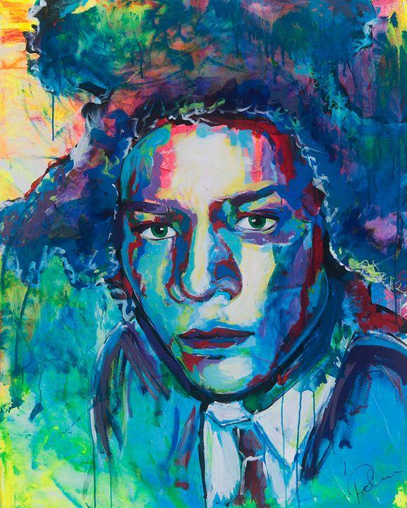 SAMO - Brittney Palmer Art