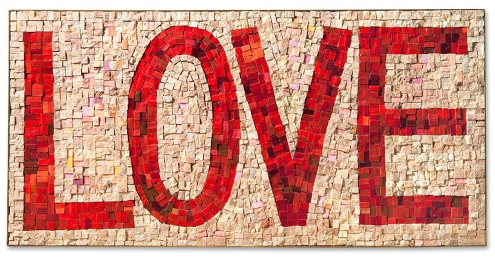 RED LOVE - Sofika