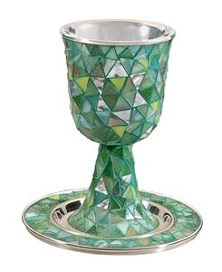 The Gad Kiddush Cup