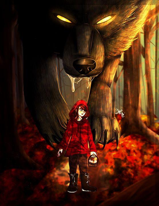 Little Red Riding Hood - Mykenzi Griffin