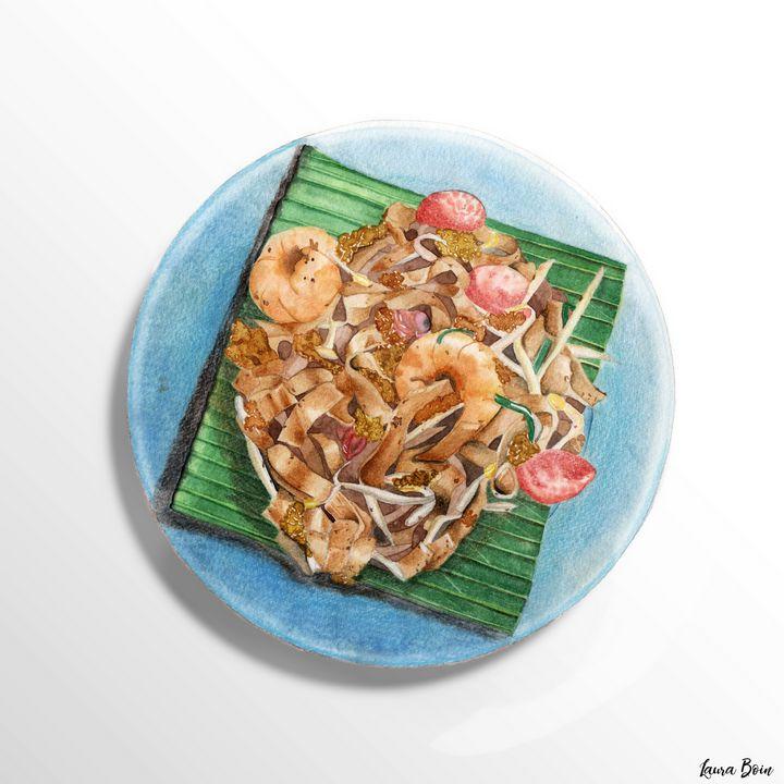 Char Koay Teow - I Art Food