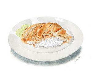 Chicken Rice (Asian/Hainan)