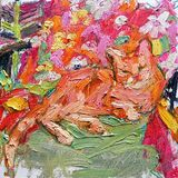 oil painting, original fine art