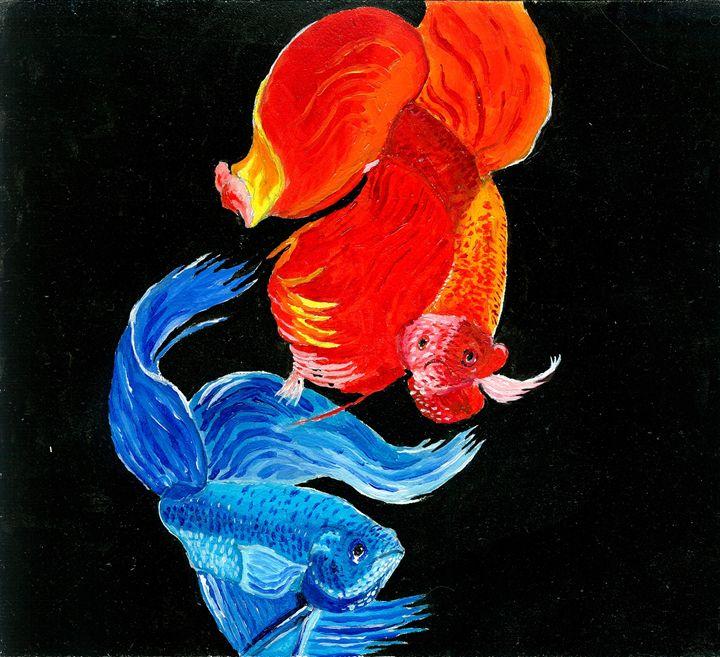 Goldfishes - Alexander