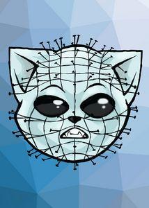 Kitten Pinhead Icon