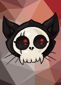 Kitten Reaper Icon