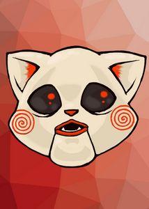 Kitten Jigsaw Icon