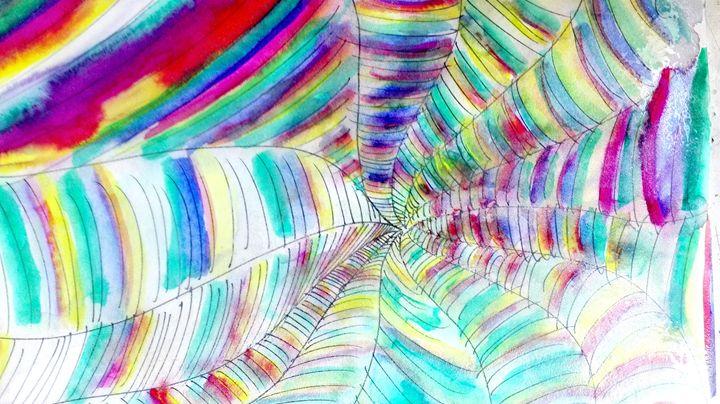 Galactic nets - Crisalide d'aria