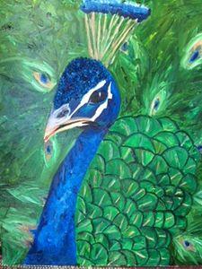 Fabulous Peacock