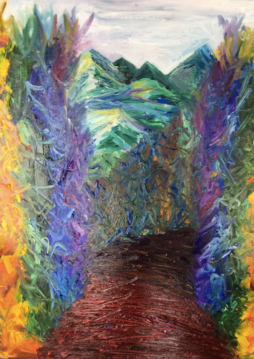 Enchanted Forest - Picture This Painting