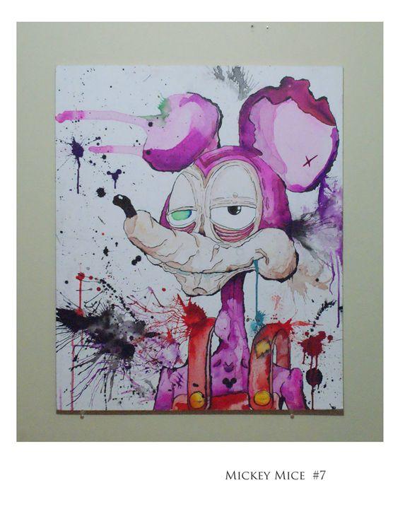 Mickey Mice - Grand F