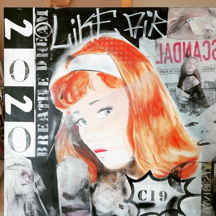 Cov girl 20 - Reno. Vallon Diffusion