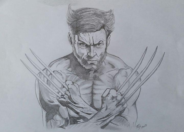 Wolverine - Peter Starkey