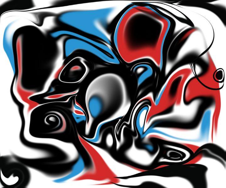 Wild Spray Art - JHughes Works of Art