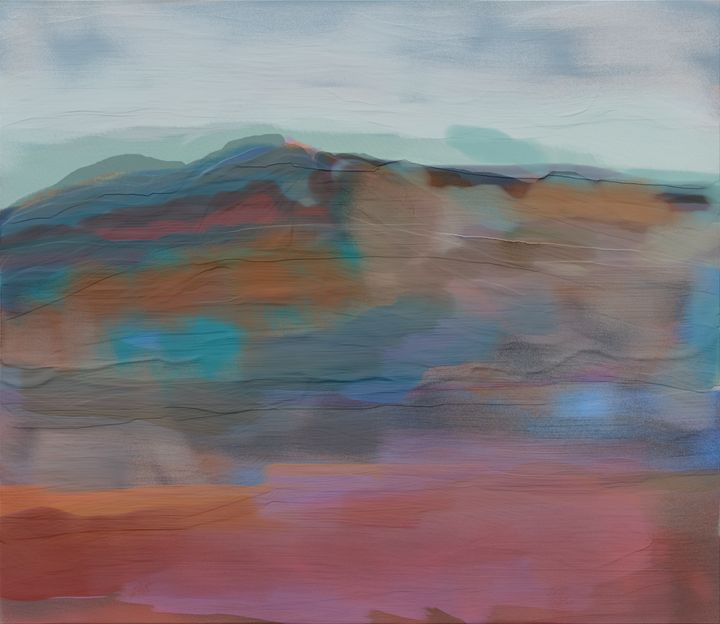 Painted Desert - JHughes Works of Art