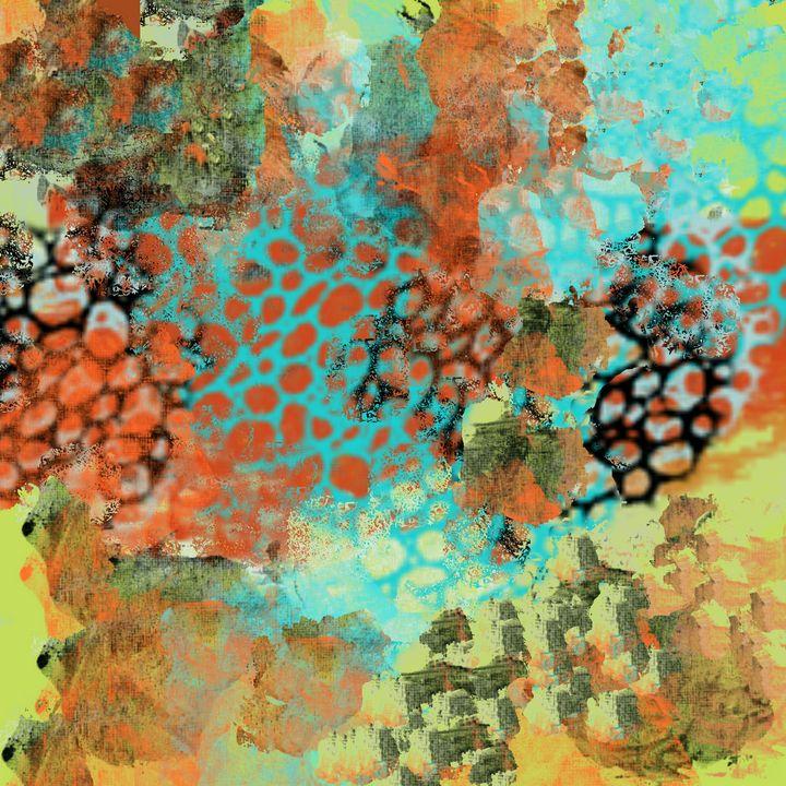 Craziness - JHughes Works of Art