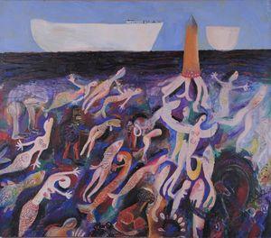 Mermaid harvest