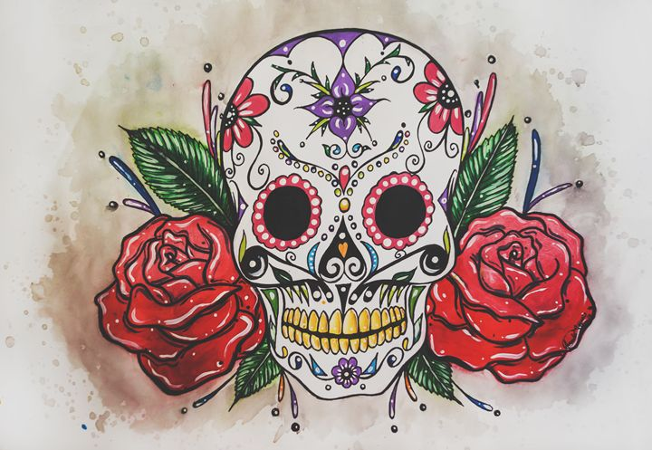 Sugarskull - Amanda Lynn Photography & Art