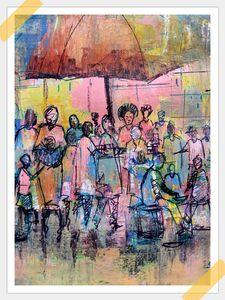 Mama nkechi the food seller
