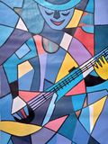 A guitar man
