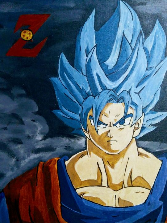 Son Goku - The Bopses Arts