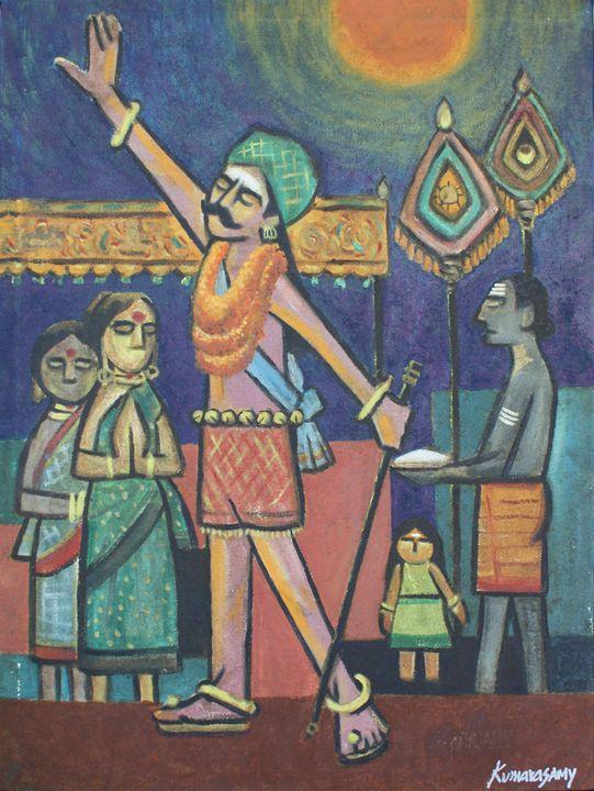 Chinnaiyaa - Rubasakthi