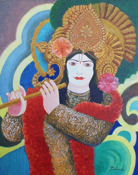 Krishna - Rubasakthi