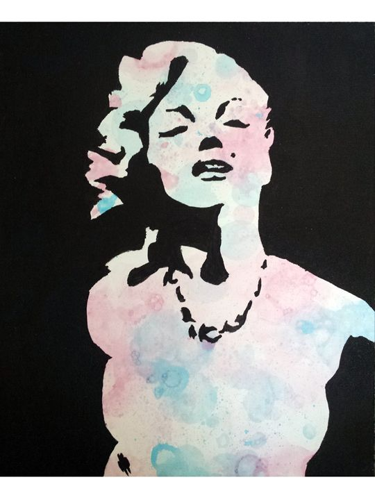 Marilyn by Martin - MartyVincent