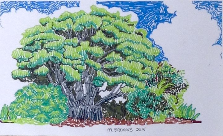 Banyan Tree - The Rabbit Hole Gallery