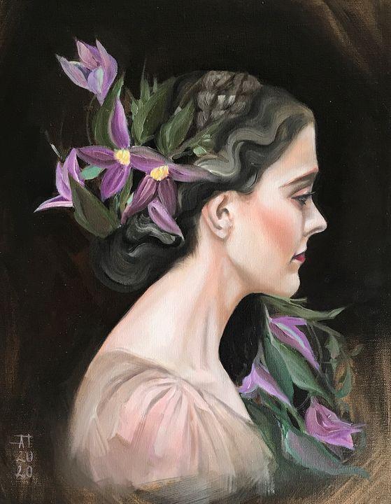 'Nymph' - Anastasia Terskih