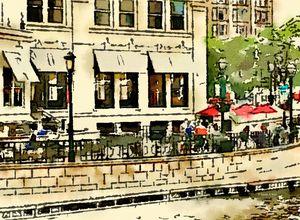 Riverfront Cafe