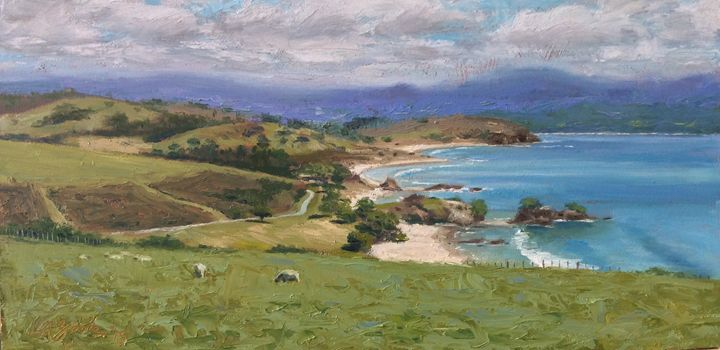 Sold - Lisa A. Zook Fine Art