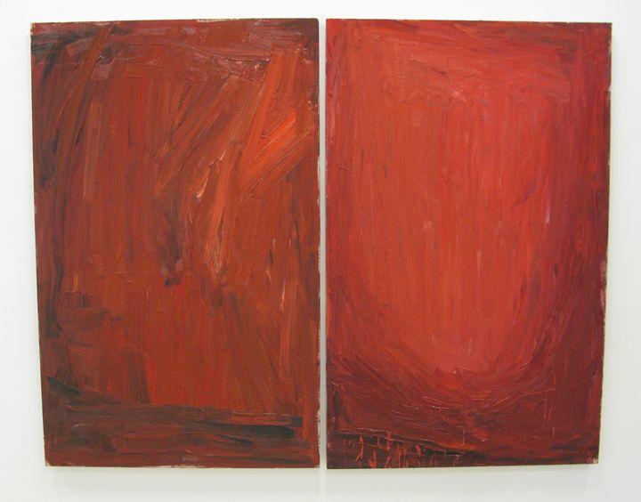 RED in EXPOSITION - SIMONA MERO