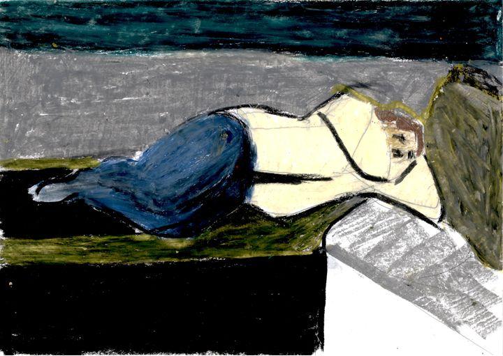 SLEEPING II - SIMONA MERO