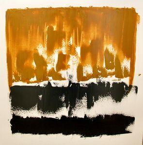 40 x 40 Oil on Canvas