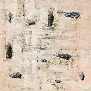36 x 36 Oil and Acrylic on Canvas