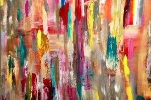 72 x 96 Acrylic on Canvas