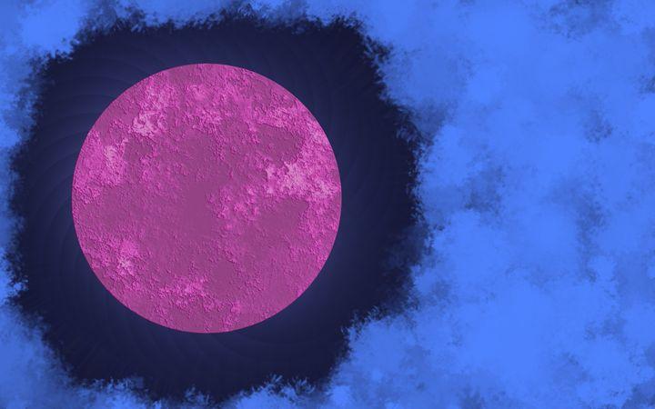 Purple Moon - Dusty