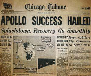 Apollo Success Hailed