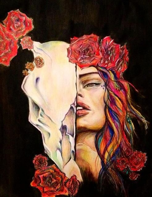 Desert Rose - Katherine Corio