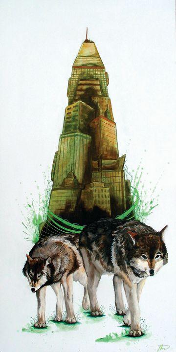 Scavenger Wolf - JP Studio